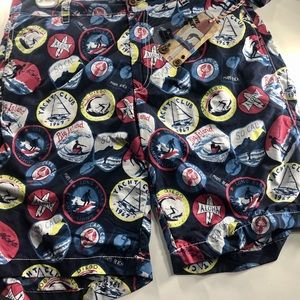 Tailored vintage shorts